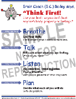 Think First Poster